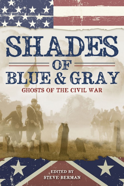 Shades of Blue & Gray cover